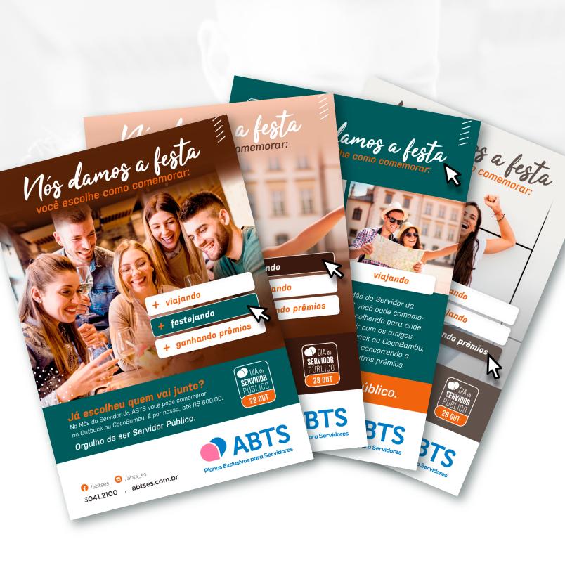 ABTS – Campanha Dia do Servidor