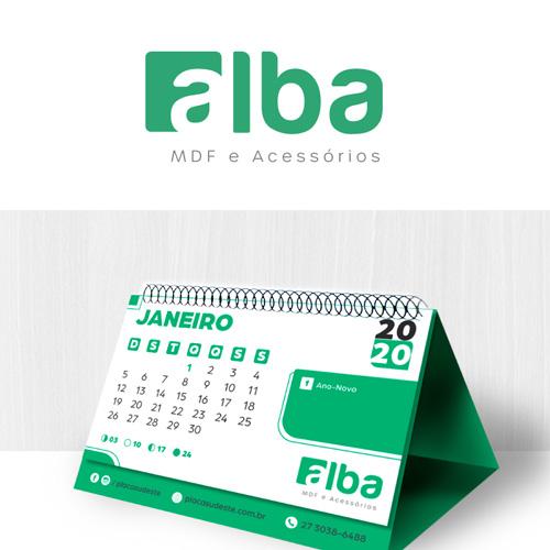 Alba – Calendário